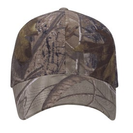 Campro Mesh Cap Imprinted with Your Logo