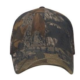 Branded Campro Mesh Cap
