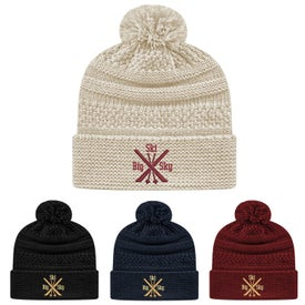 Cap America Cable Knit (Unisex)