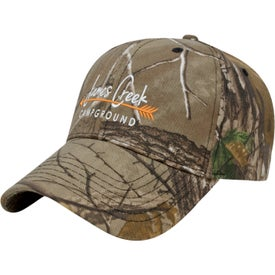 Cap America Camouflage Structured Panel Caps (Unisex)
