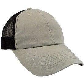 Chino Mesh Cap
