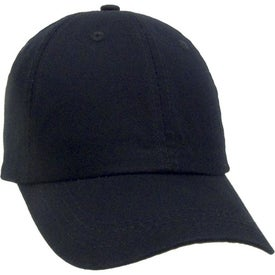 Unconstructed Chino Washed Cotton Twill Cap for your School