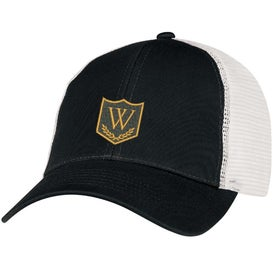 Classic Mesh Back Cap with Your Logo