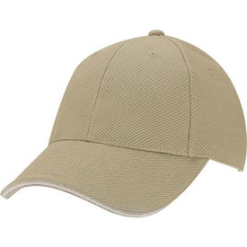 Imprinted Connor Cap