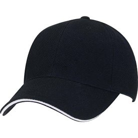 Connor Cap Printed with Your Logo
