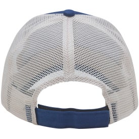 Printed Mesh Back Price Buster Cap