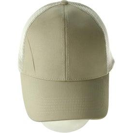 Imprinted Mesh Back Price Buster Cap