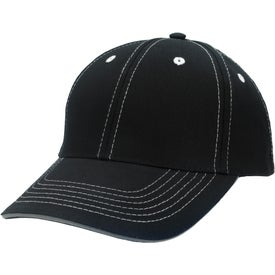 Custom Contrasting Stitch Cap