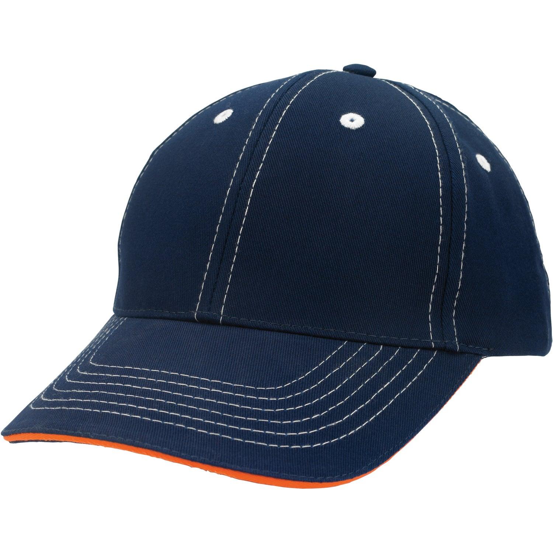 Contrasting Stitch Cap | Custom Baseball Hats | 5.41 Ea.  Stitch