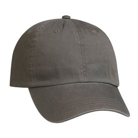Branded Cotton Chino Cap