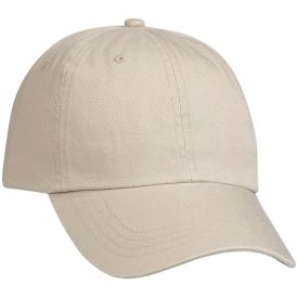 Customized Cotton Chino Cap