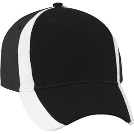 Curve Cap for Advertising
