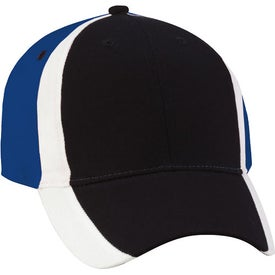 Imprinted Curve Cap