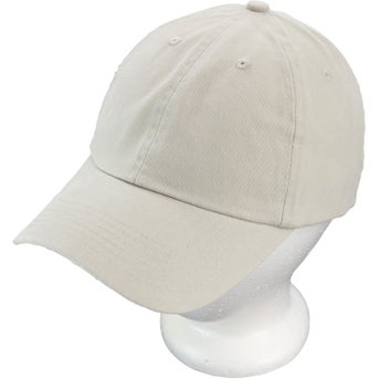 Promotional Unconstructed Deluxe Cotton Washed Brushed Caps with ... 0a1a15922035