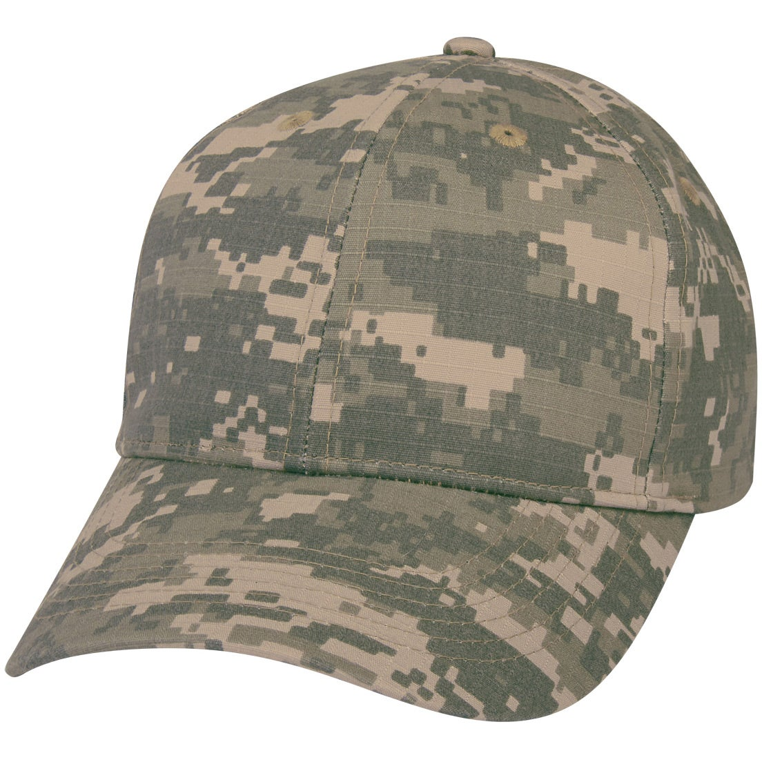 Promotional Digital Camouflage Caps with Custom Logo for  7.19 Ea. 0c575308dc83