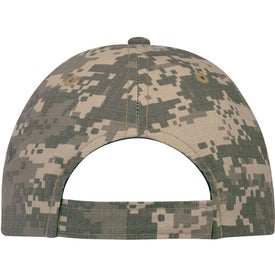 Advertising Digital Camouflage Cap