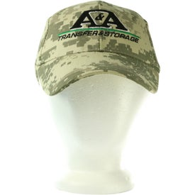 Branded Digital Camouflage Cap