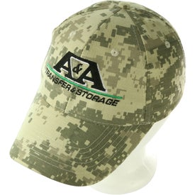 Digital Camouflage Cap for Promotion