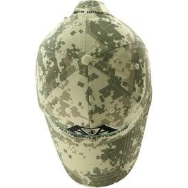 Promotional Digital Camouflage Cap