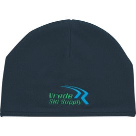 Double Fleece Layer Beanie Printed with Your Logo
