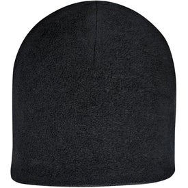 Promotional Double Layer Fleece Beanie