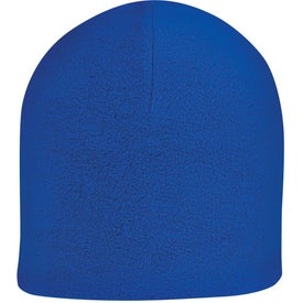 Double Layer Fleece Beanie for Promotion