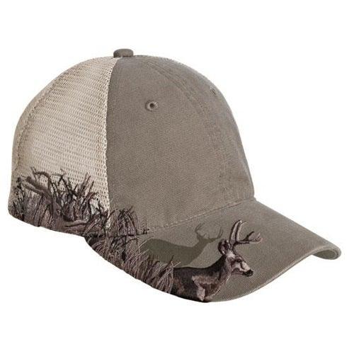 Dri Duck Hats: Dri Duck Wildlife Series Mesh Cap