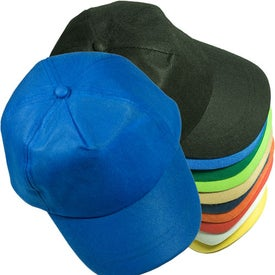 Econo Value Cap Branded with Your Logo