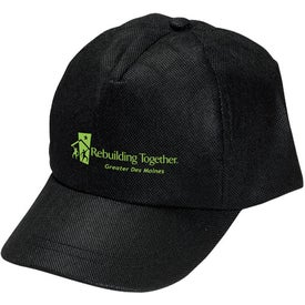 Econo Value Cap with Your Logo