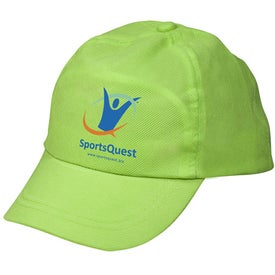 Econo Value Cap Printed with Your Logo