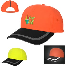 Enhanced Visibility Reflective Cap (Unisex)
