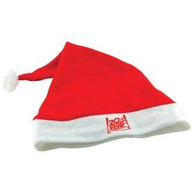 Felt Santa Hat for Your Company