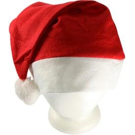 Felt Santa Hat for Marketing