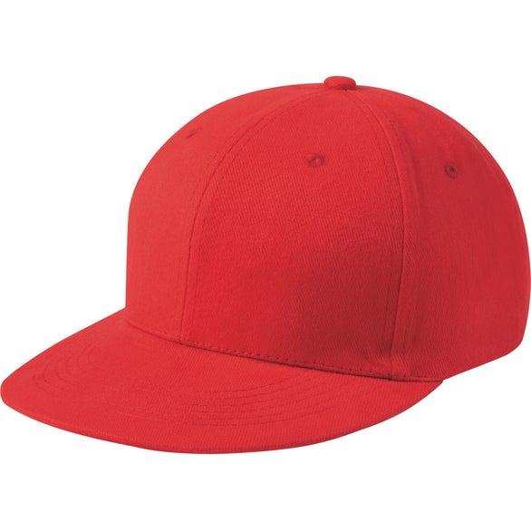 flat bill caps custom baseball hats 2 38 ea