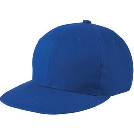 Flat Bill Caps with Your Logo