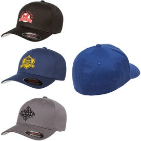 Flexfit Adult Value Cotton Twill Cap