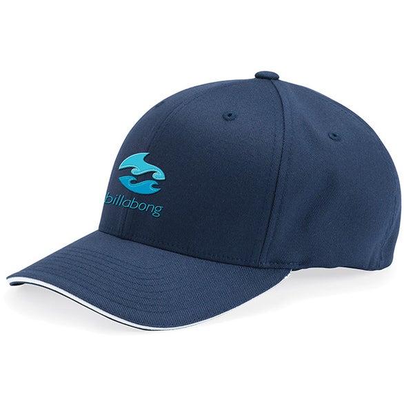 flexfit sandwich visor twill cap custom baseball hats