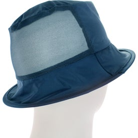 Imprinted Fold N' Go Fisher Hat