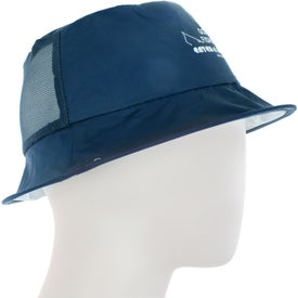 Fold N' Go Fisher Hat with Your Slogan
