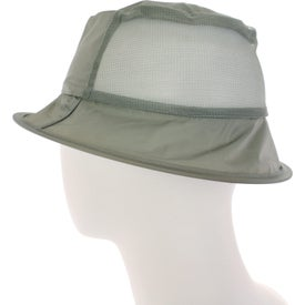 Fold N' Go Fisher Hat with Your Logo