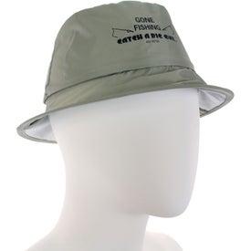 Logo Fold N' Go Fisher Hat