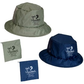 Fold N' Go Fisher Hat