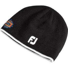 Customized Titleist FootJoy Winter Beanie