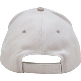 Heavy Brushed Cotton Twill Cap for Marketing