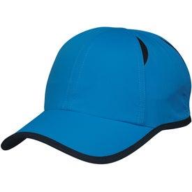 Monogrammed Hit-Dry Cap