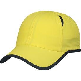 Hit-Dry Cap for Advertising