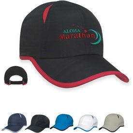 Hit-Dry Cap Imprinted with Your Logo