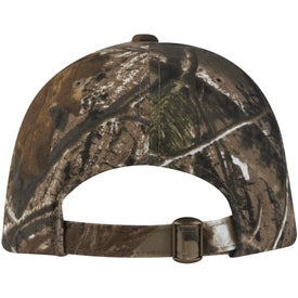 Personalized Hunter's Hideaway Camouflage Cap