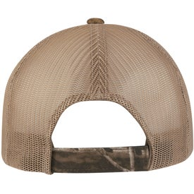 Hunter's Hideaway Mesh Back Camouflage Cap for Your Organization