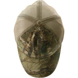 Company Hunter's Hideaway Mesh Back Camouflage Cap
